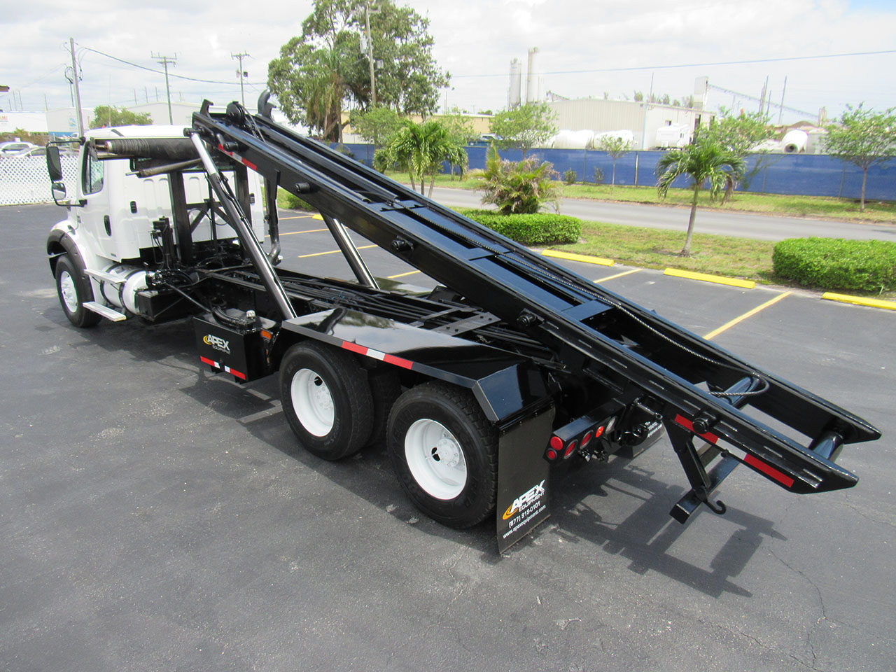 used 2011 Freightliner M2-112 in West Palm Beach, FL