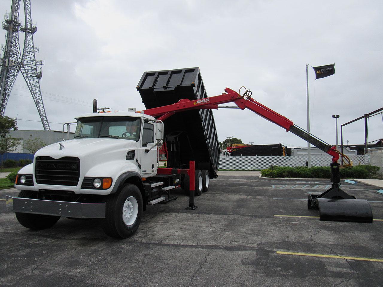 used 2007 Mack CV713 in West Palm Beach, FL