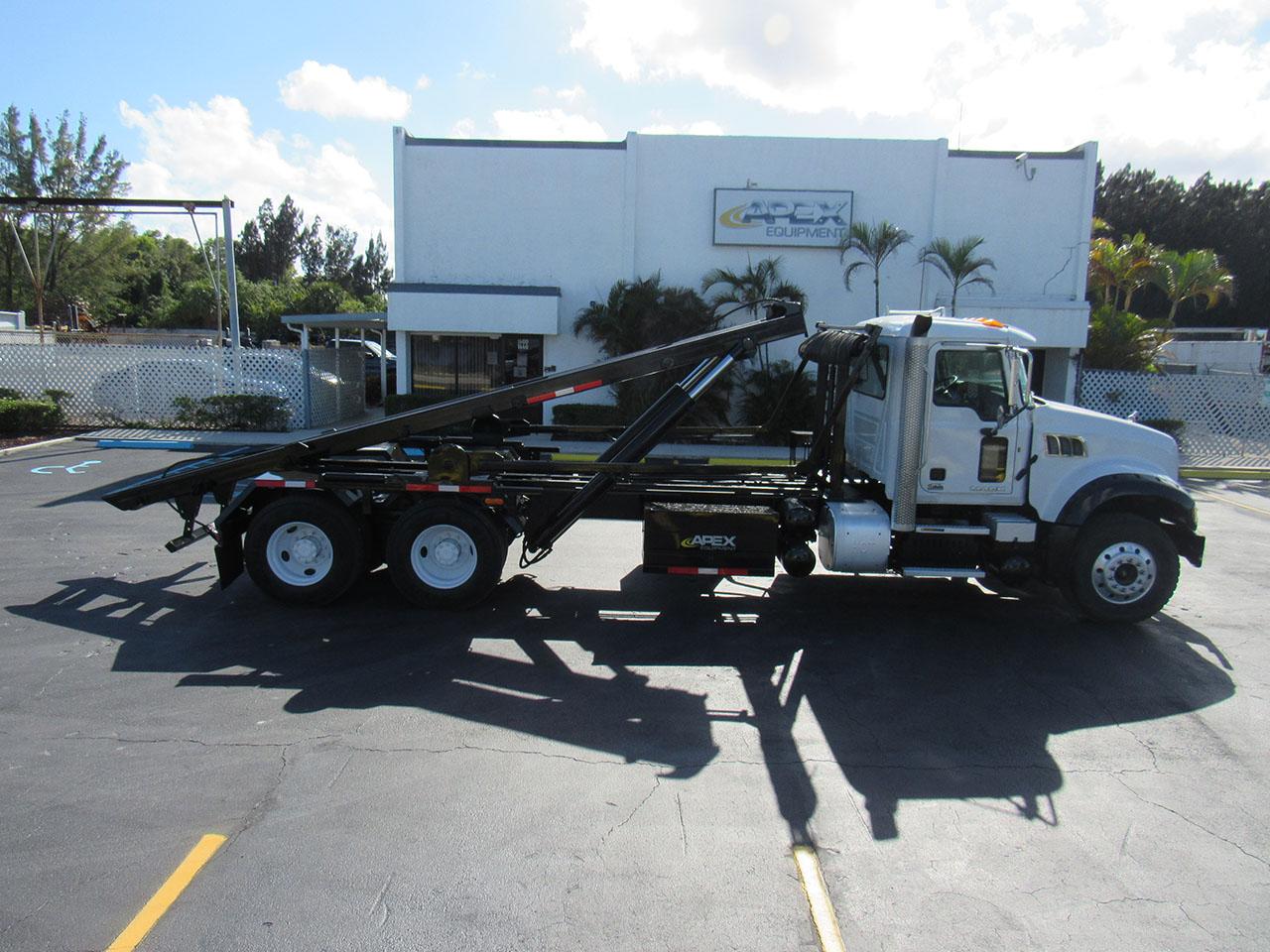 used 2013 Mack GU713 in West Palm Beach, FL
