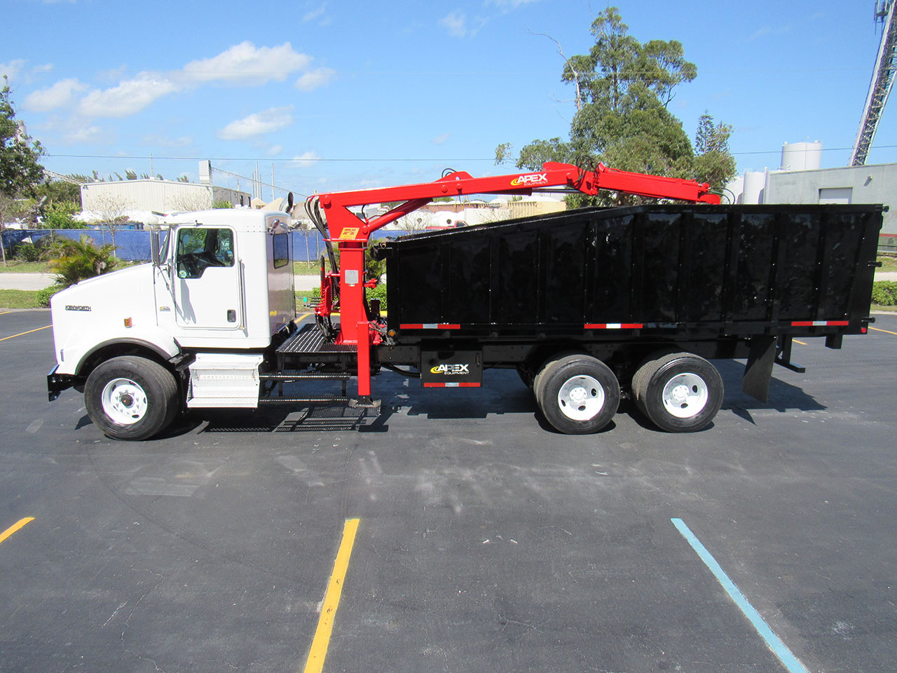 used 2008 Kenworth T800 in West Palm Beach, FL