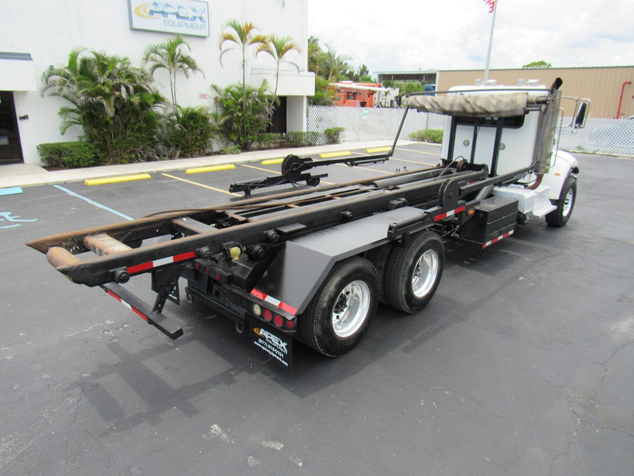 used 2013 Peterbilt 348 in West Palm Beach, FL