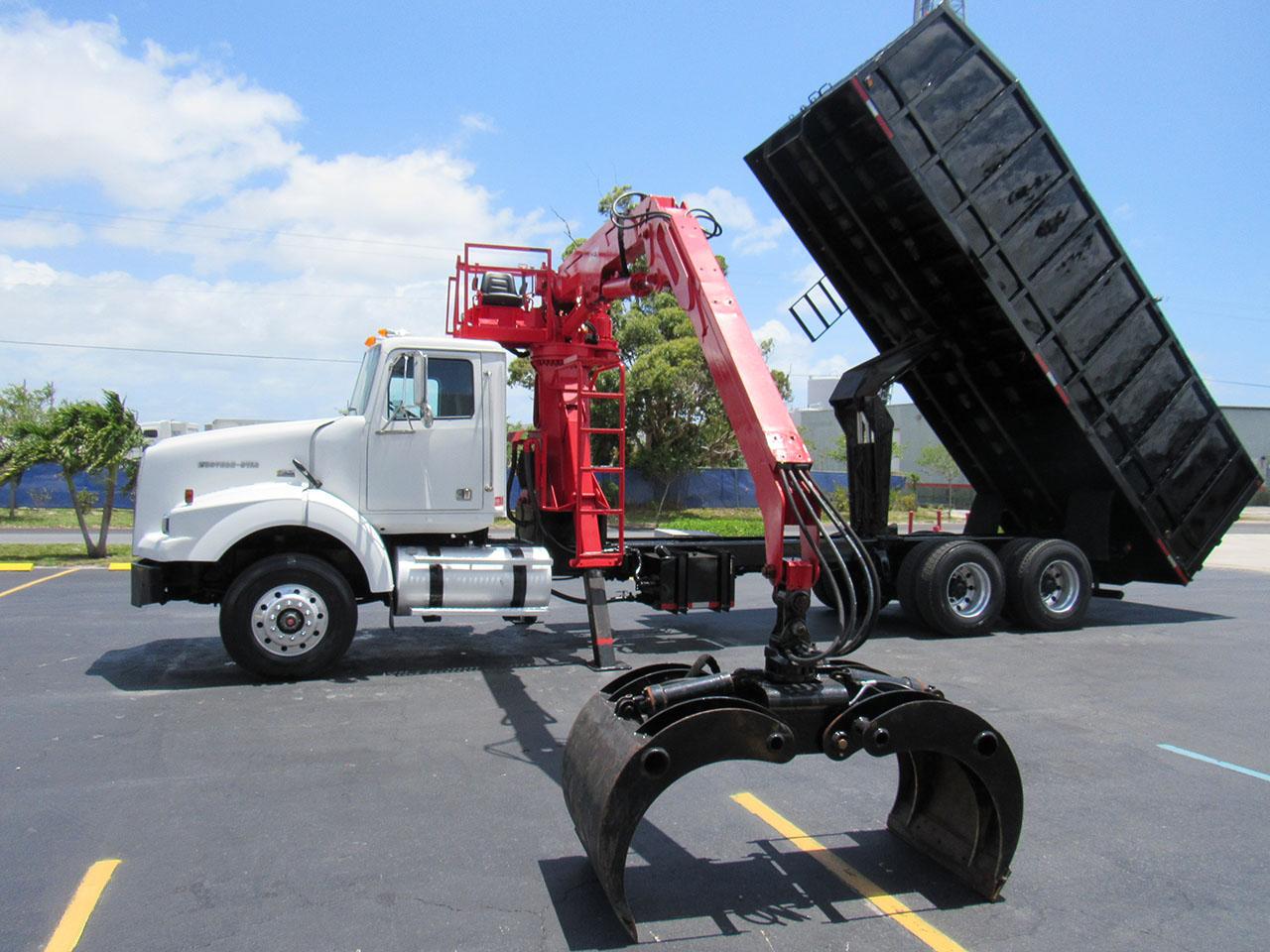 used 2008 Western Star 4900 in West Palm Beach, FL